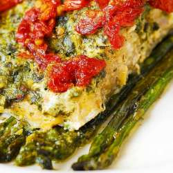 BAKED-PESTO-SEA-BASS-AND-VEGGIES