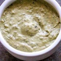 Creamy-Herb-Pesto-Dip