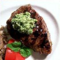Lemon-Basil-Pesto-Flat-Iron-Steak