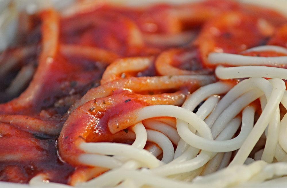 Pasta-Tomat-Sauce