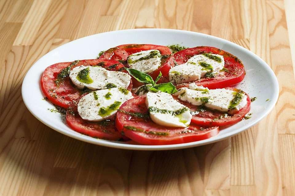 Pesto-Platter