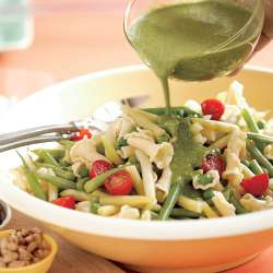 Pesto-Vinaigrette