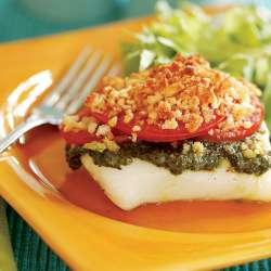 Roasted-Cod-with-Basil-Pesto-&-Garlic-Breadcrumbs