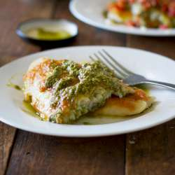 parmesan-pesto-tilapia