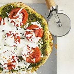 Pesto-Pizzas