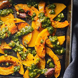 Roasted-butternut-squash-wedges-with-sage-pesto