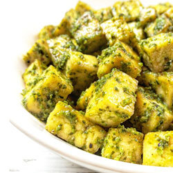 Baked-Pesto-Tofu-Bites