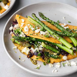 Vegan-Asparagus,-Pesto-and-Feta-Omelette