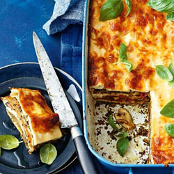 Pesto,-Ricotta-And-Chargrilled-Vegetable-Lasagne