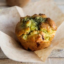 Savoury-Pesto-&-Sun-Dried-Tomato-Muffins