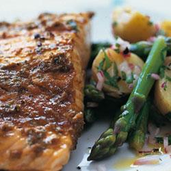 Char-Grilled-Aubergine-Pesto-Salmon
