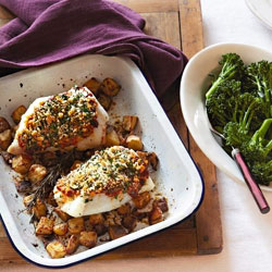 Chilli-Pesto-Crumbed-Cod-Fillets-With-Parmentier-Potatoes