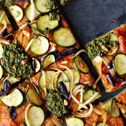 Summer-Pesto-Pizza