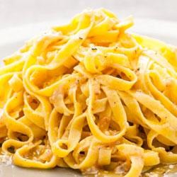 Truffle-Pesto-Tagliatelle