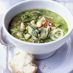 Spring-Vegetable-Soup-with-Basil-Pesto