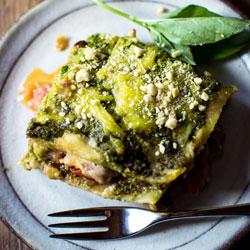 Vegan-Lasagne-with-Lentils-&-Spinach-Pesto