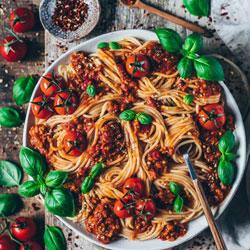 Vegan-Spaghetti-Bolognese