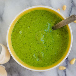 Garlic-Pesto